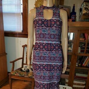 Rue 21 brand, size small, sleeveless dress.
